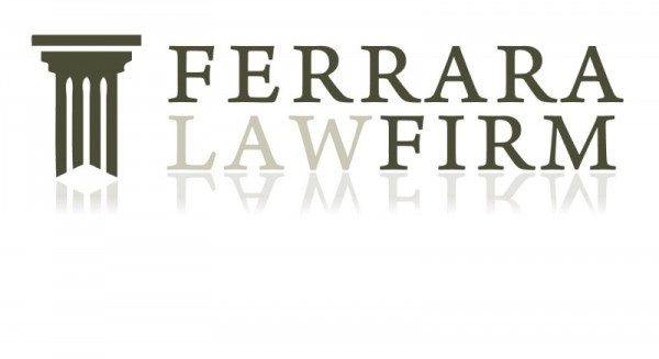 Logo for Ferrara Law Firm