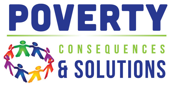 New Logo Design for Conference – Poverty: Consequences & Solutions