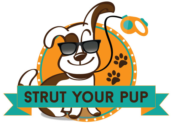 New Logo for Strut Your Pup in Kansas City!