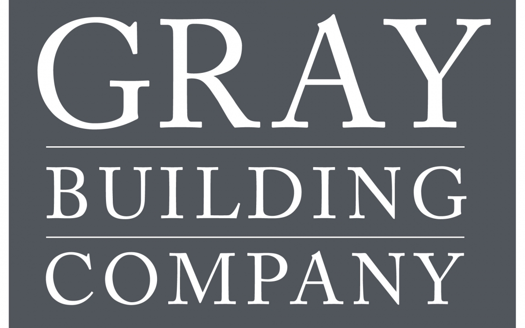 New Logo for Gray Building Company