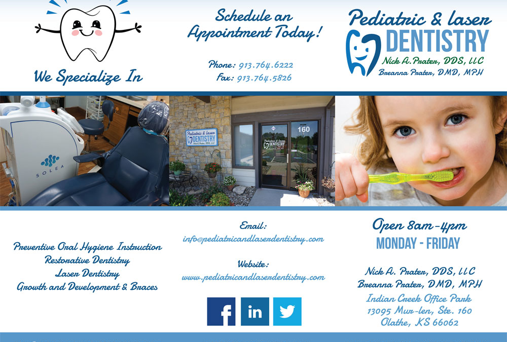 Pediatric & Laser Dentistry Brochure