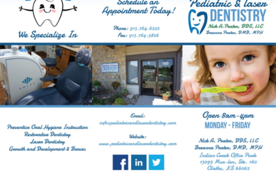 Pediatric & Laser Dentistry Brochure