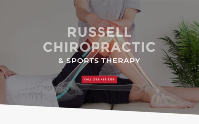 New Website for Russell Chiropractic & Sports Therapy