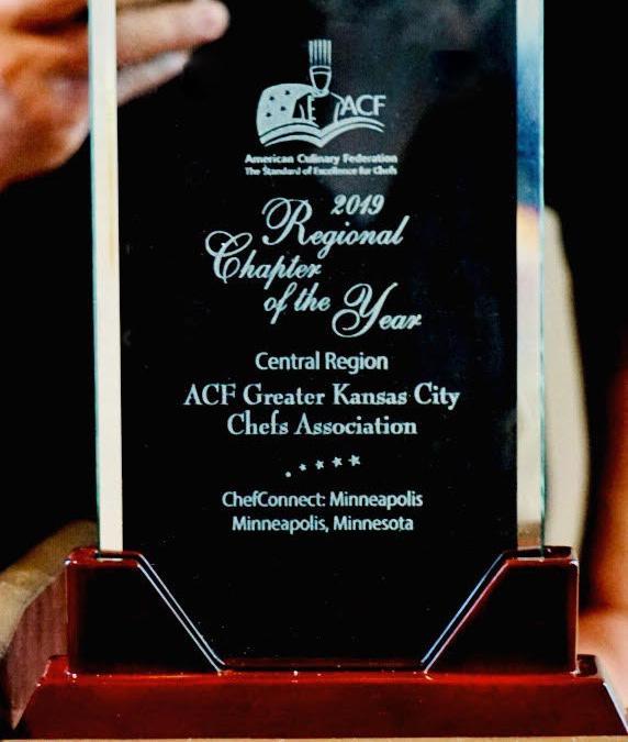 Regional Award for Social Media & Website Management 2019