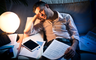 Are You Getting Enough Sleep? More Rest Can Help You Look and Feel Your Best When Running Your Business